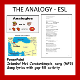 An Analogy - Taught Via Music - Istanbul (Not Constantinople)