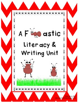 An Ant Informational Writing Unit