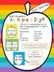 An Apple A Day: Bulletin Board Craftivity or Class Book