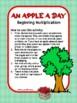 An Apple A Day beginning multiplication