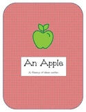 An Apple (A fluency of ideas center)