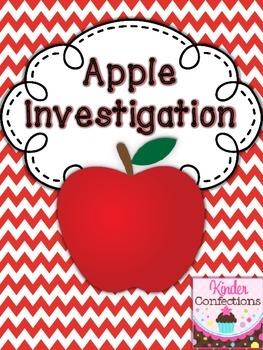 Apple Investigation {FREEBIE}