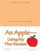 An Apple: Using My Five Senses