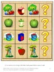 Apples File Folder Games Centers and Station Activities fo