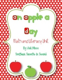 An Apple a Day Math and Literacy Unit