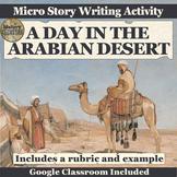 Arab Nomads Short Story Writing Activity