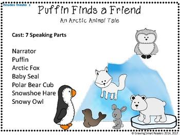 Arctic Animals Readers Theater