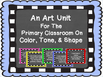 An Art Unit for the Primary Classroom