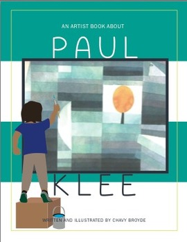 An Artist Lesson/Book About Paul Klee