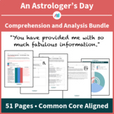 An Astrologer's Day — Comprehension and Analysis Bundle   Distance Learning