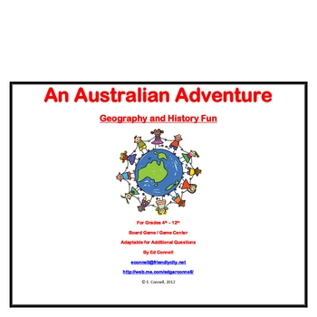 An Australian Adventure - Australia