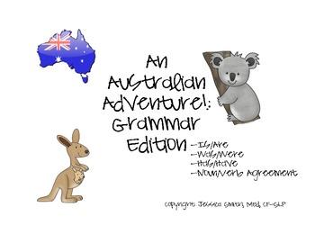 An Australian Adventure: Grammar Edition