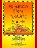 An Autumn Chore Reading Comprehension Bundle