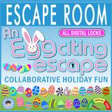 An EGGciting Escape Room/Breakout ~ All Digital Locks ~EAS