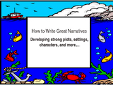 An ESL-Friendly Guide for Writing a Narrative