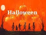An ESL Lesson on Halloween