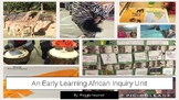 An Early Learning African Inquiry (1 week plan)