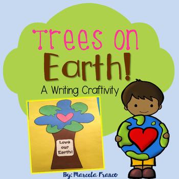Earth Day Craftivity- Celebrating Trees!