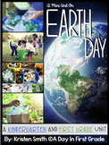 An Earth Day Mini Unit For Kindergarteners And First Graders