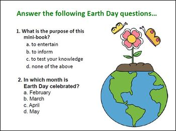 An Earth Day PowerPoint
