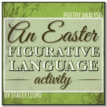 An Easter Figurative Language Activity