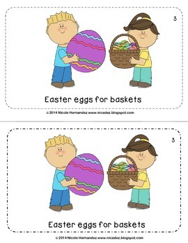 Easter Mini Book