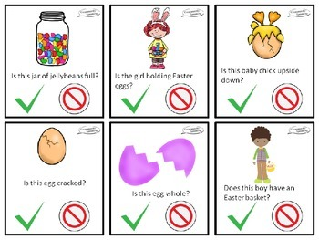 An Easter Treat!: Yes/No Questions
