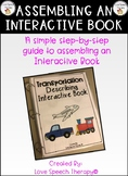 An Easy Guide to Assembling Interactive Books