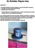 An Eatable Pilgrim's Hat