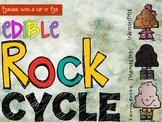 An Edible Rock Cycle Quick Lab #nomnomnom