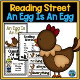 An Egg Is An Egg - Reading Street