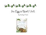 An Egg is Quiet Unit