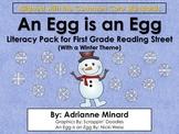 An Egg is an Egg - First Grade Foresman Reading Street Literacy Unit