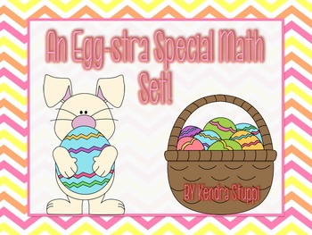 An Egg-stra Special Math Set - Easter