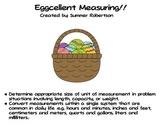 An Eggcellent Measurement Conversion Hunt