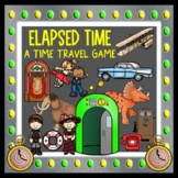 An Elapsed Time Game - Add and Subtract Time Intervals - 3rd and 4th Grade