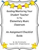 An Elem. Music Teacher's Guide/Checklist To Hosting A Stud