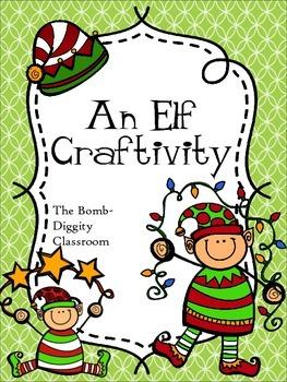 An Elf Craftivity