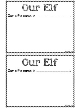 An Elf's Life (Elf Journal)