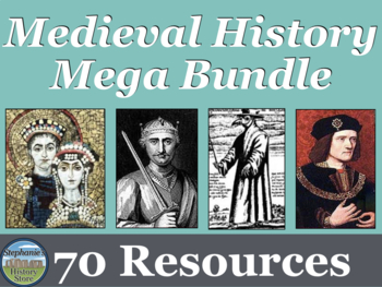An Entire Semester of Medieval History Course Materials