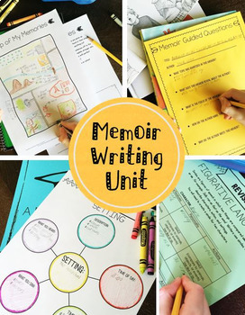 An Entire Year of Writing - 12 Fun, Engaging, and Educational Writing Units