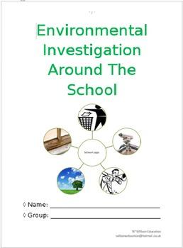 An Environmental Investigation Around The School