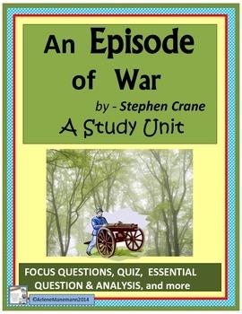 AN EPISODE OF WAR Study Unit