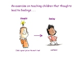 An Exercise on Teaching Children that Thoughts Lead to Fee
