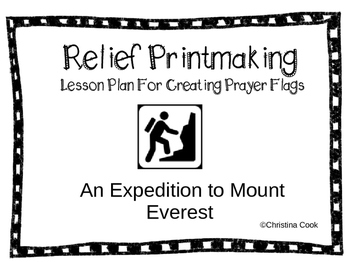 An Expedition to Everest Exploring Printmaking