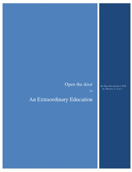 An Extraordinary Education