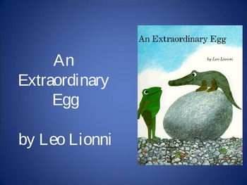 An Extraordinary Egg, Text Talk, Collaborative Conversations
