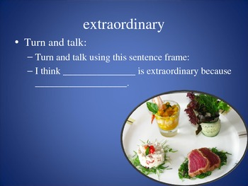 An Extraordinary Egg, Text Talk, Collaborative Conversations
