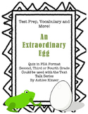 An Extraordinary Egg - Text Talk - Vocabulary - Comprehension - Test Prep