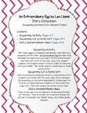 An Extraordinary Egg by Leo Lionni Story Companion